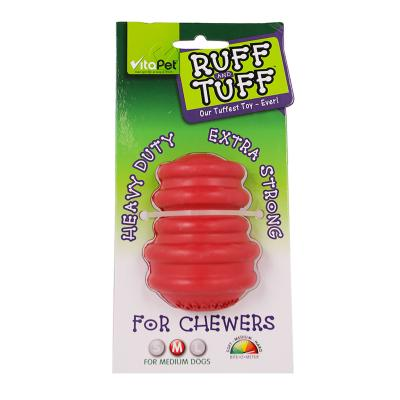 Vitapet Ruff N Tuff Medium Rubber Toy For Dogs