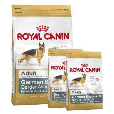Royal Canin German Shepherd Adult Dry Dog Food 18kg