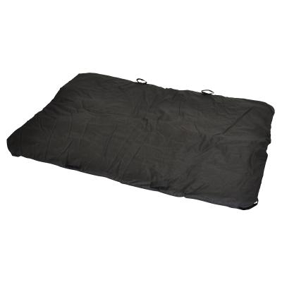 FlashPet Trampoline Bed Grey Canvas With Fleece Mat XLarge For Dogs