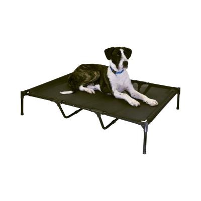 FlashPet Trampoline Bed Black Mesh XLarge For Dogs