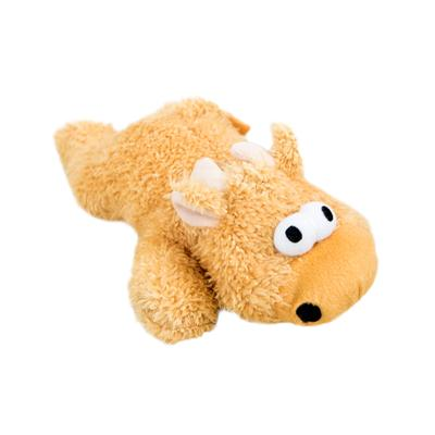 Vitapet Quiet Time Cuddly Comfort Soft Cow Toy For Dogs
