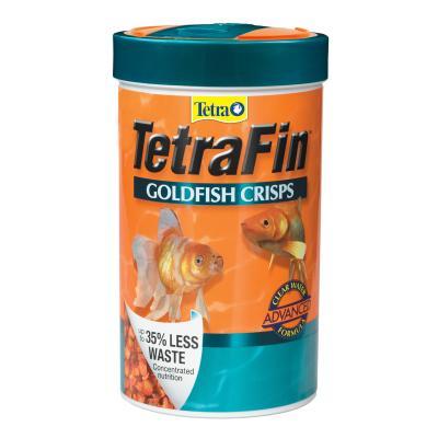 TetraFin Goldfish Crisps Food For Fish 81gm