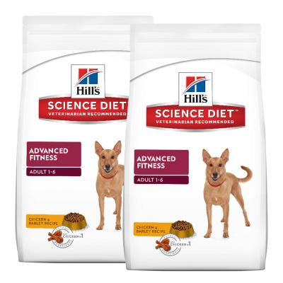 Hills Science Diet Advanced Fitness Adult Dry Dog Food 24kg