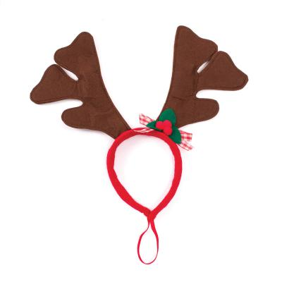 Kazoo Christmas Antlers Dress Up Large Toy For Dogs
