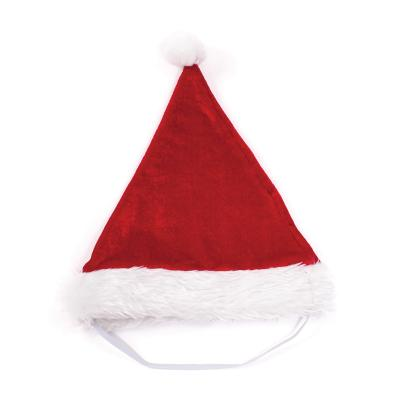 Kazoo Christmas Santa Hat Dress Up Small Toy For Dogs
