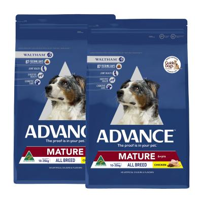 Advance All Breed Mature Chicken Dry Dog Food 30kg