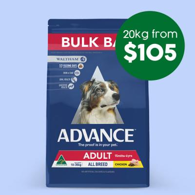 Advance 20kg From $105