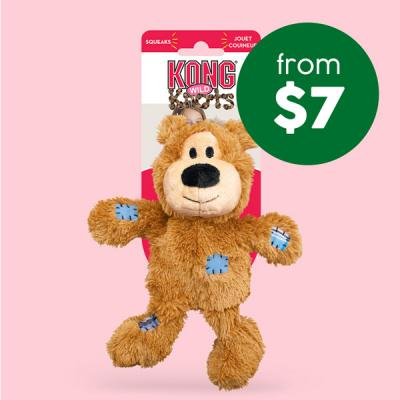 KONG Knots Bear From $7