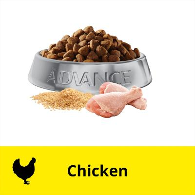 Advance Active Chicken With Rice All Breed Adult Dry Dog Food 13kg