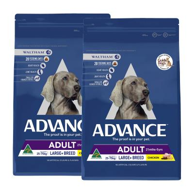 Advance Large/Giant Breed Chicken Adult Dry Dog Food 30kg