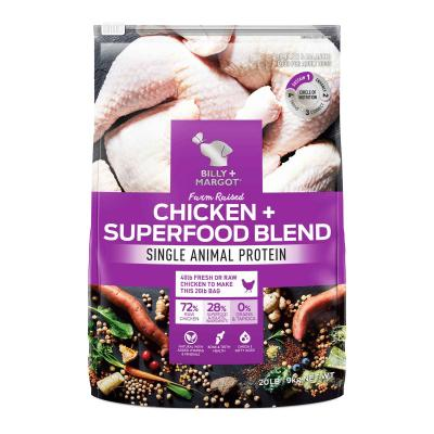 Billy + Margot Farm Raised Chicken + Superfood Blend Adult Dry Dog Food 9kg