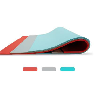PETKIT Silicone Spillproof Pet Feeding Bowl Mat Red For Dogs And Cats