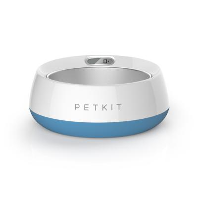 PETKIT Fresh Metal Smart Digital Scale Pet Bowl Ocean Blue For Dogs And Cats