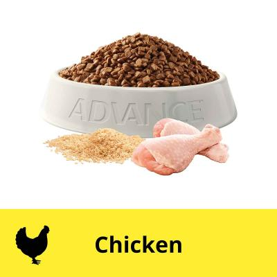 Advance Chicken Kitten 2-12 Months Dry Cat Food 20kg