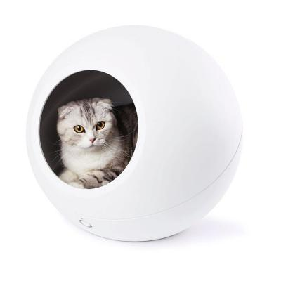 PETKIT Cozy Smart Cool And Warm Pet Bed House White For Cats