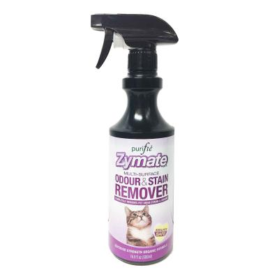 Purifie Zymate Multi-Surface Odour & Stain Remover For Cats 500mL