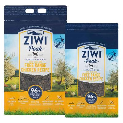 Ziwi Peak Grain Free Chicken Puppy And Adult Air Dried Meat Dog Food 6.5kg