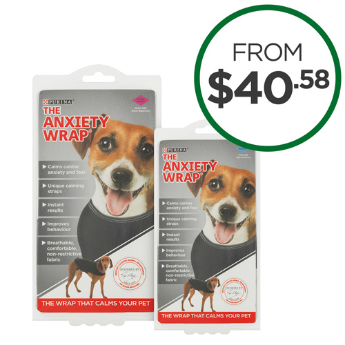 Petlife Anxiety Wraps