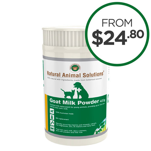 Natural Animal Solutions Goats Milk
