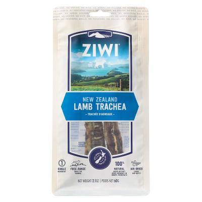Ziwi Peak Lamb Trachea Oral Health Chew Treats For Dogs 60g