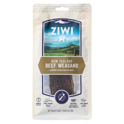 Ziwi Peak Beef Weasand Oral Health Chew Treats For Dogs 72g