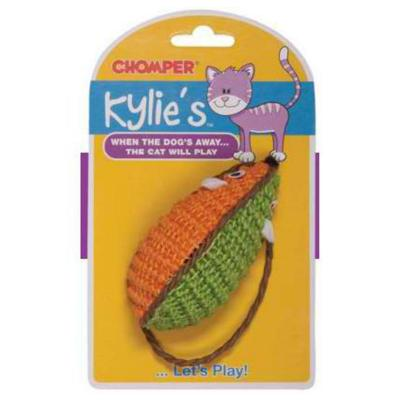 Chomper Kylie's Single Mouse Toy Large For Cats