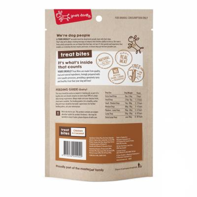 Yours Droolly Treat Bite Chicken And Coconut Treats For Dogs 100gm