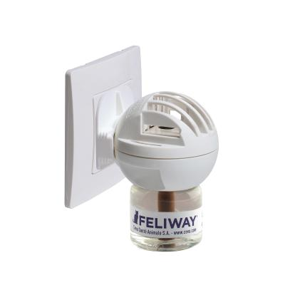 Feliway Home And Travel For Cats Diffuser Set With Feliway Spray