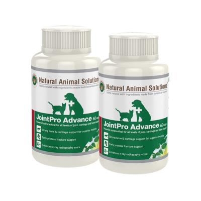 Natural Animal Solutions(NAS) Joint Pro Advance For Dogs And Cats 120 Caps (60 Caps x 2)