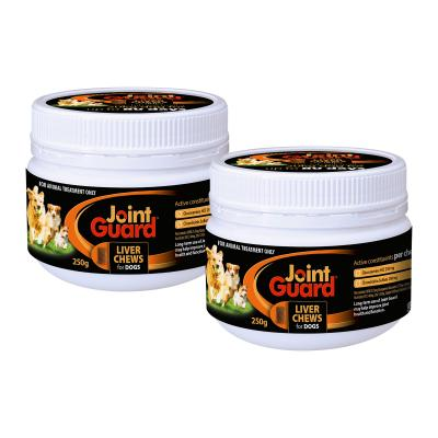 Joint Guard Liver Treats Chews For Dogs 500gm (2 x 250gm)