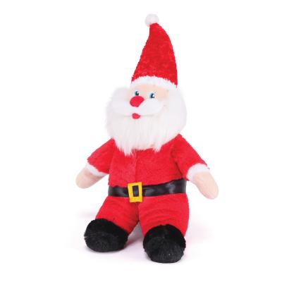 Kazoo Christmas Plush Santa Medium Toy For Dogs