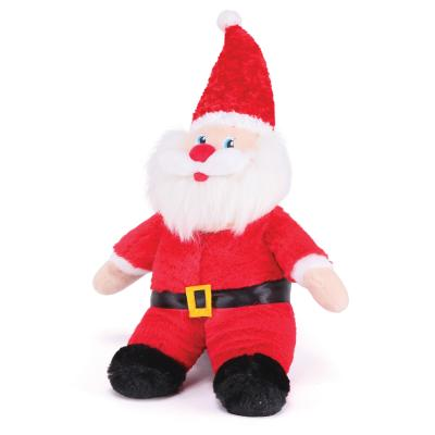 Kazoo Christmas Plush Santa XLarge Toy For Dogs
