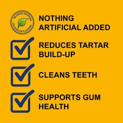 Pedigree Dentastix Daily Oral Care Dental Stick Large Value 28 Pack Treat For Dogs 1080g
