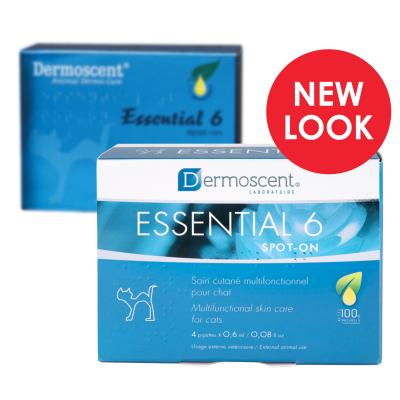 Dermoscent Essential 6 Spot on Skin Care For Cats