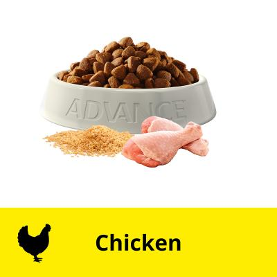 Advance Chicken All Breed Adult 15 Months - 6 Years Dry Dog Food 30kg