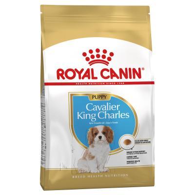 Royal Canin Cavalier King Charles Puppy/Junior Dry Dog Food 1.5kg