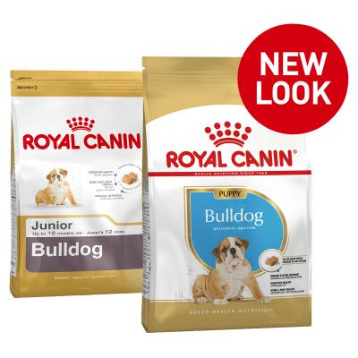 Royal Canin Bulldog Junior Dry Dog Food 3kg