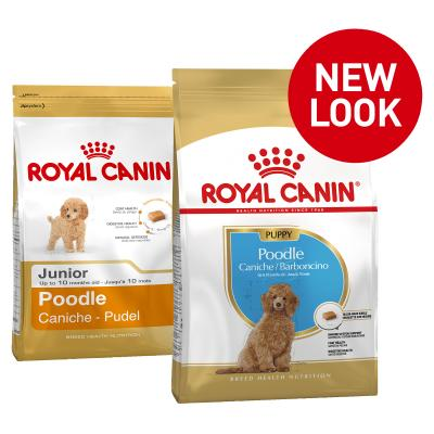 Royal Canin Poodle Junior Dry Dog Food 3kg
