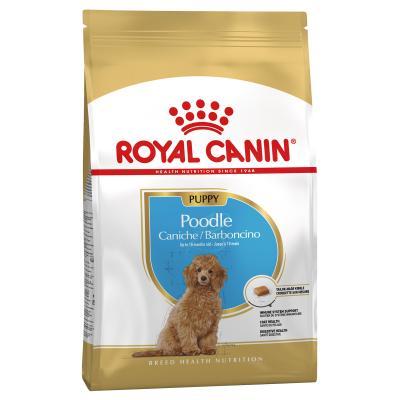 Royal Canin Poodle Puppy/Junior Dry Dog Food 3kg