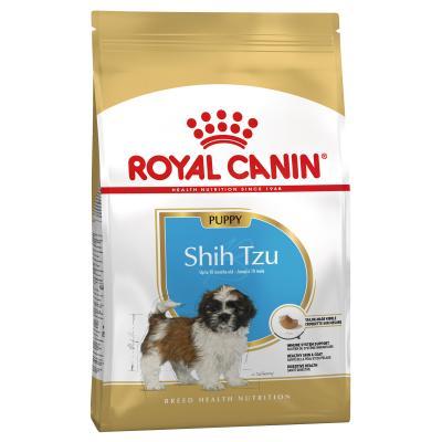 Royal Canin Shih Tzu Puppy/Junior Dry Dog Food 1.5kg