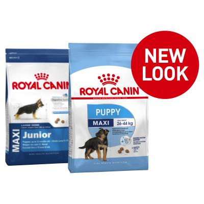 Royal Canin Maxi Puppy/Junior Dry Dog Food 15kg