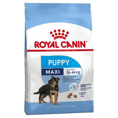 Royal Canin Maxi Puppy/Junior Dry Dog Food 15kg
