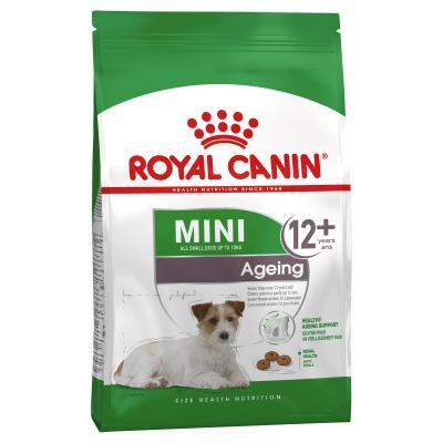 Royal Canin Mini Ageing 12+ Years Mature/Senior Dry Dog Food 1.5kg
