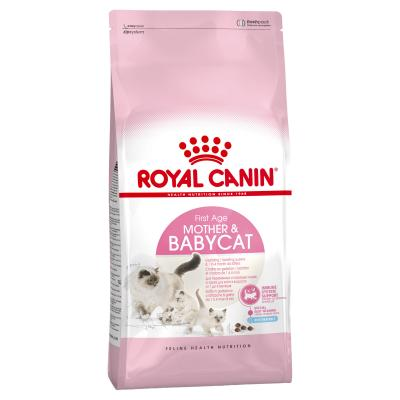 Royal Canin Mother and Babycat Adult/Kitten Dry Cat Food 2kg