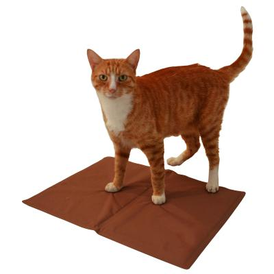 ZeeZ Cool Pad Bronze Medium 65 x 50cm For Dogs And Cats