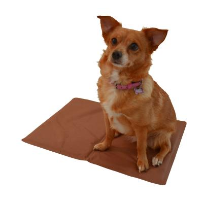 ZeeZ Cool Pad Bronze XLarge 81 x 96cm For Dogs And Cats