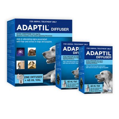 Adaptil Getting Started For Dogs Diffuser Set With Refills 48ml x 2