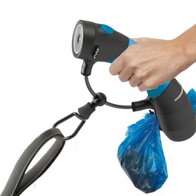 I'm Gismo Starter Kit With Lead Handle And Poop Bag Dispenser Midnight Blue For Dogs