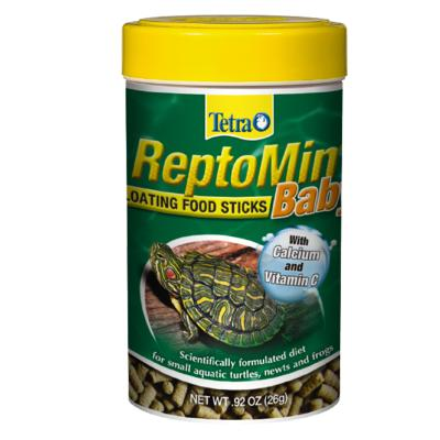 Tetra ReptoMin Baby Floating Food Sticks For Turtles And Frogs 26gm