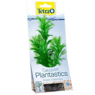 Tetra DecoArt Plantastics Green Cabomba Fish Tank Aquarium Plant Small